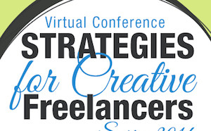 Online Event Preview: Strategies for Creative Freelancers