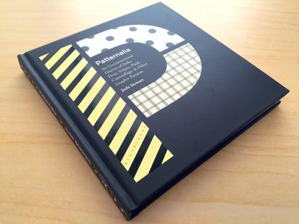 book, Patternalia