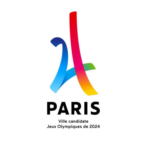 Paris Bid Logo for 2024 Summer Olympics
