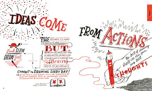 Drawing Is Magic by John Hendrix