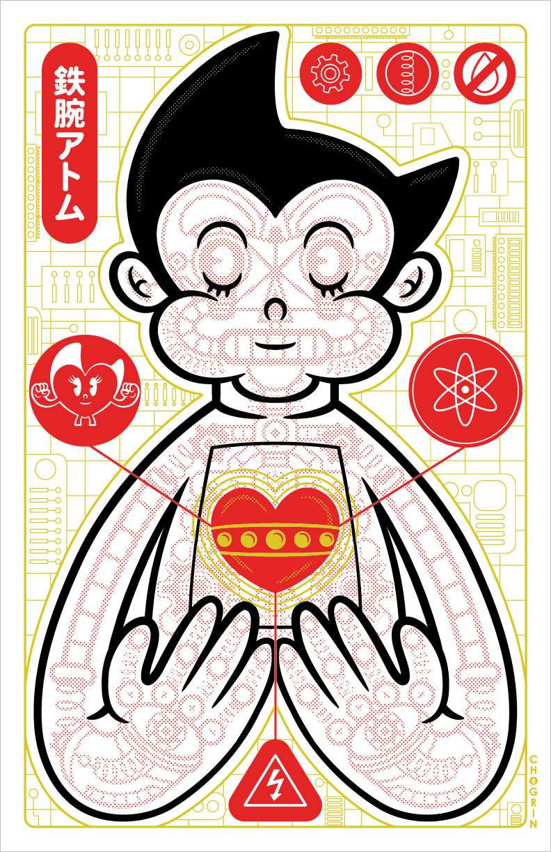 Chogrin: Mighty Atom Redux