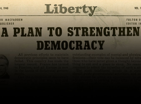 The Trouble With Democracy?