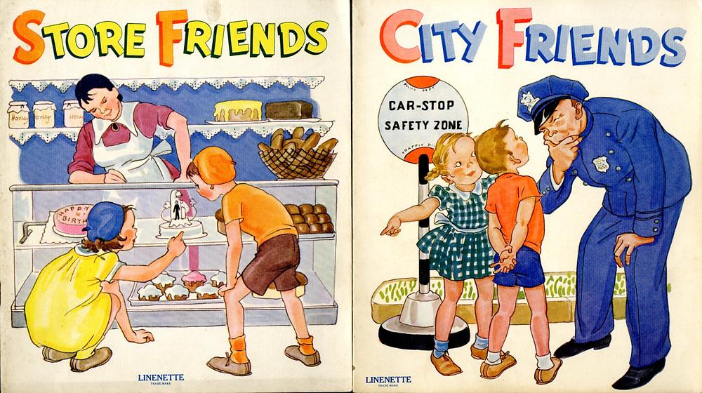 city friends