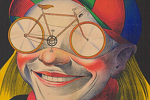 21 Vintage Bicycle Posters That Have Us Longing for the Open Road
