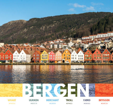 Bergen color themes