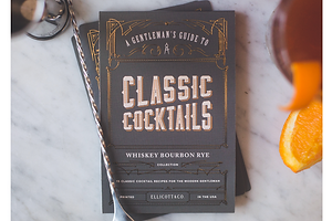 Award-Winning Packaging: Classic Cocktails from Infantree