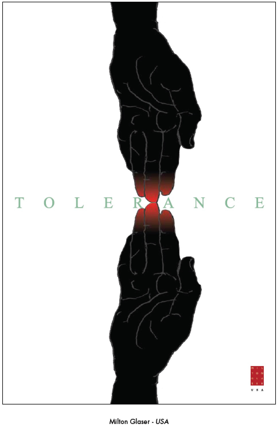 Tolerance Poster Show