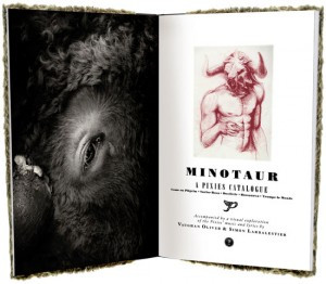 Minotaur, by The Pixies. Designed by Vaughan Oliver
