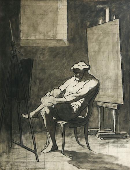 Daumier — Charlie Hebdo