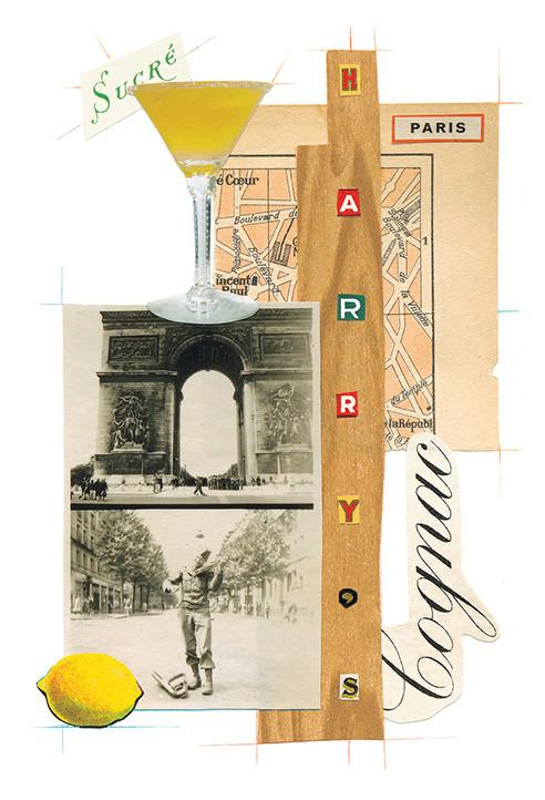 Poul Lange - Collage