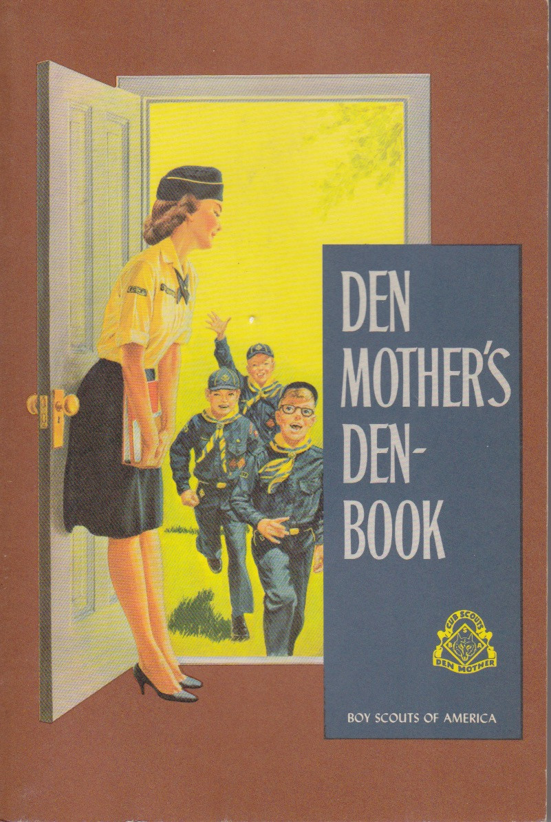 Den Mothers - book