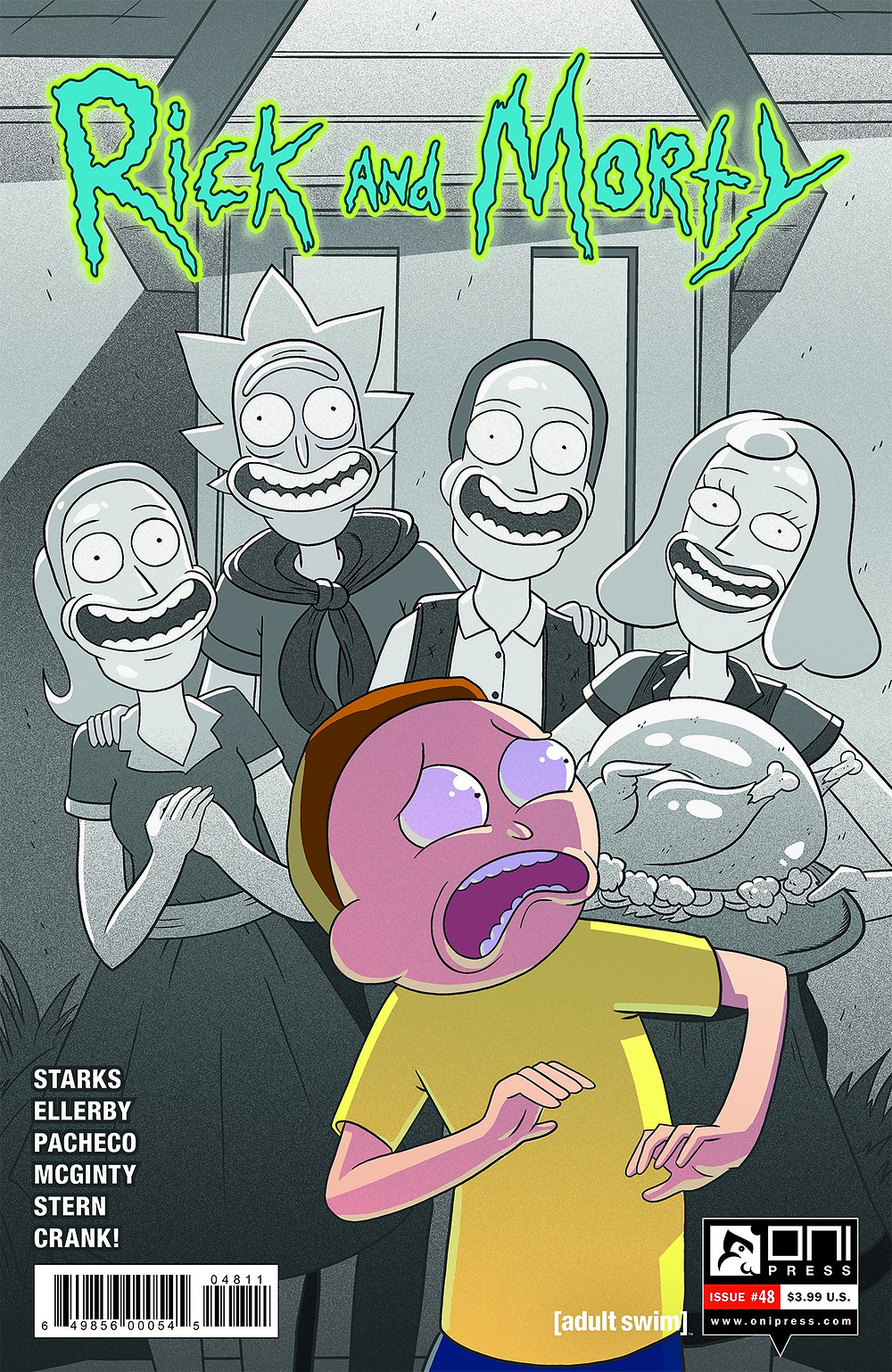 Rick and Morty 48