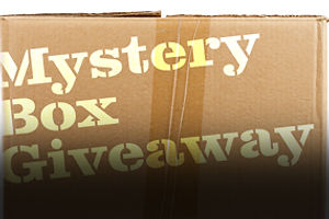 Mystery Box Giveaway in Celebration of the RDA