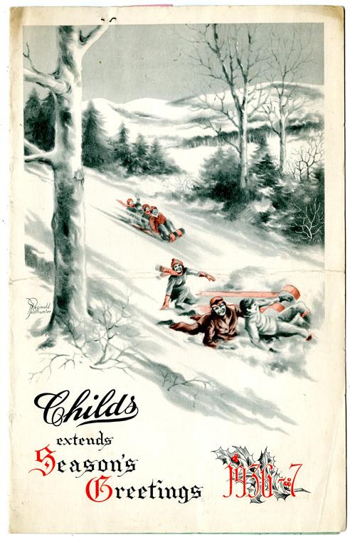 Childs Seasons Greetings
