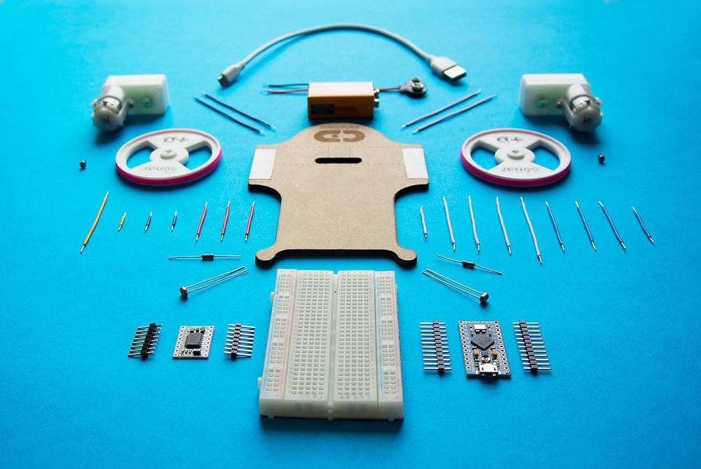 Expressive Robot DIY Kit