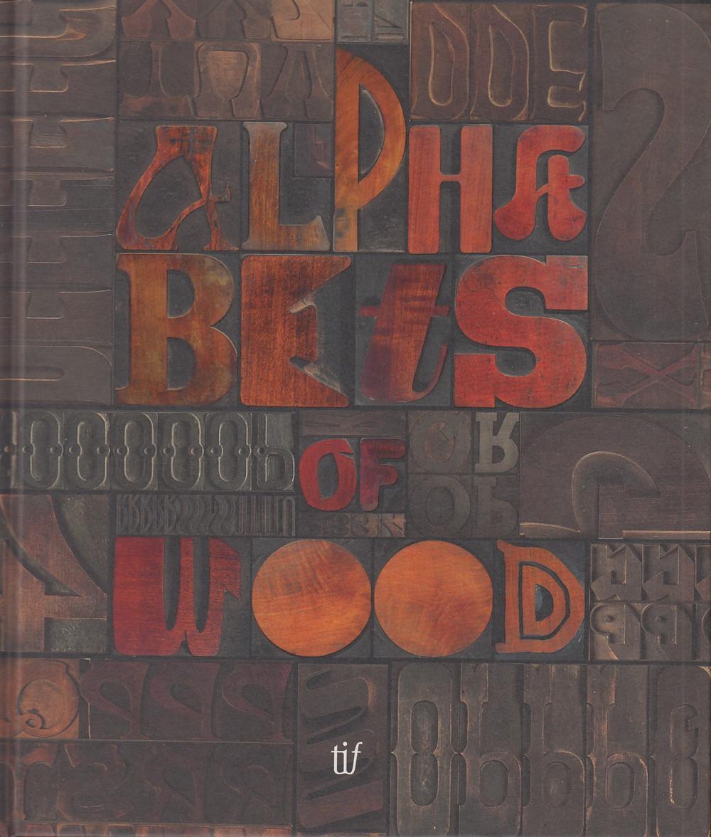 Alphabets Of Wood