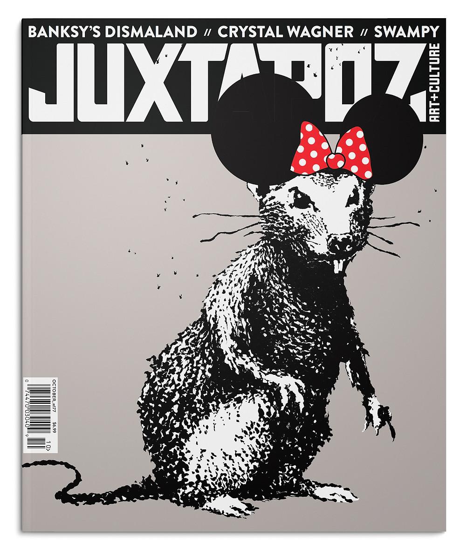 Jux_Banksy_Cover