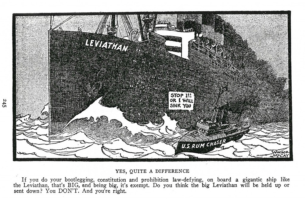 Temperance — or Prohibition? Winsor McCay