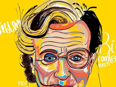 08/14/2014: Robin Williams tributes