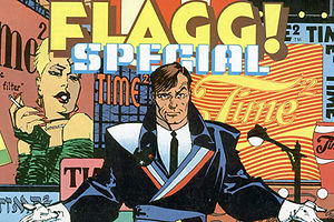 Howard Chaykin Comics: Unpretentious, Unadulterated Fun