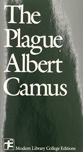 Albert Camus The Plague