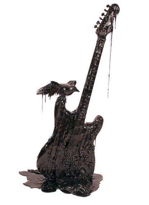Maya Lee Ax Guitar