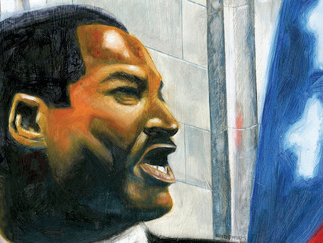 King: A Comics Biography of the Civil Rights Leader