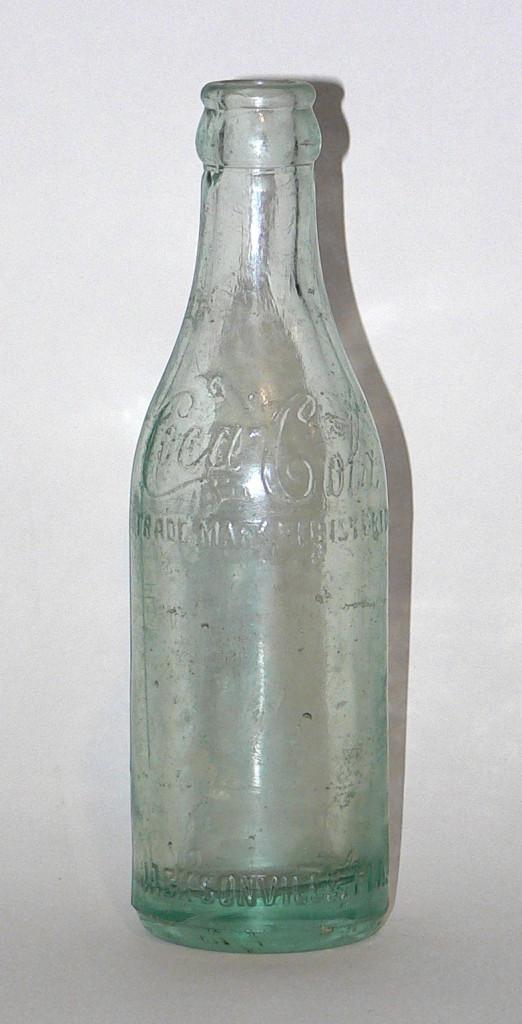 pre-1916 Coca-Cola bottle