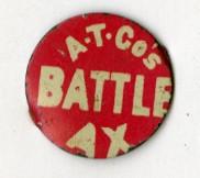 Battle Ax Tobacco Tag