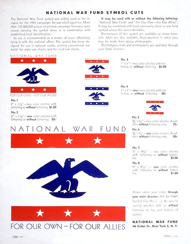 War Fund sopecs