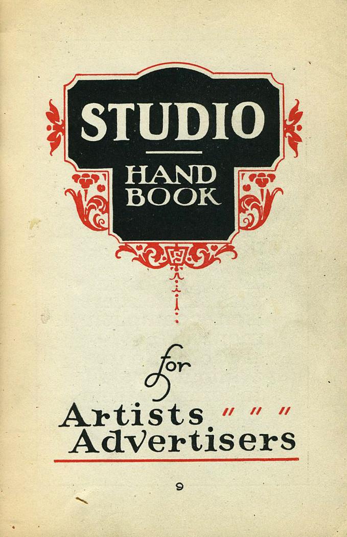 Studio book 006