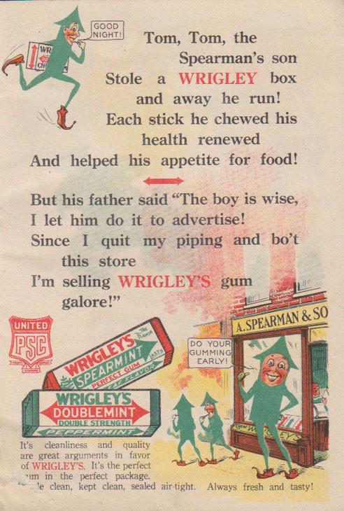 wrigleys 11