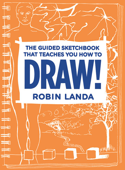 rlanda_draw!_cover_final; robin landa