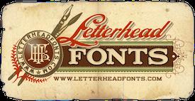 letterhead-fonts