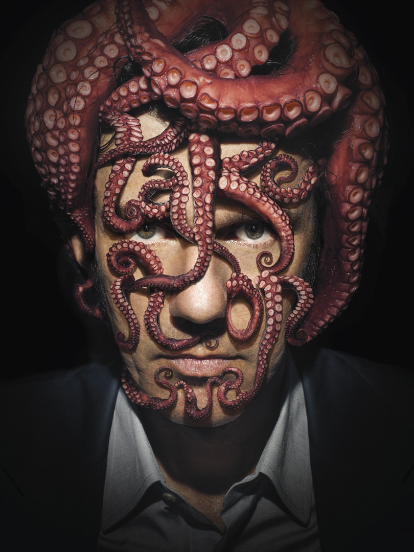 Stefan Sagmeister image for the School of Visual Arts subway poster series in 2013