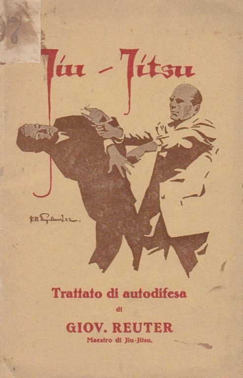 Maestro di Jiu Jitsuby Giovanni Reuter
