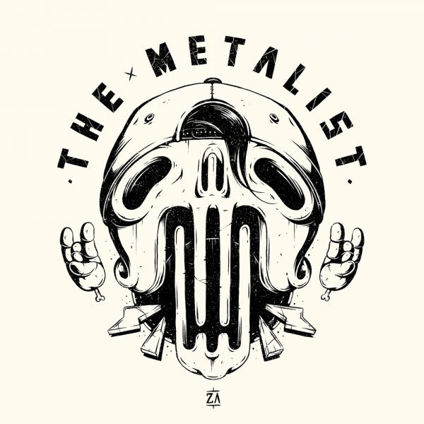 The Metalise Branding; work by Christ du Toit, freelance graphic artist