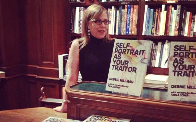 Debbie Millman; Self Portrait as Your Traitor