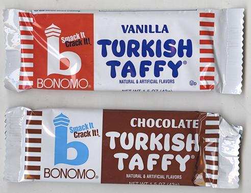 turkish taffy - bonomo