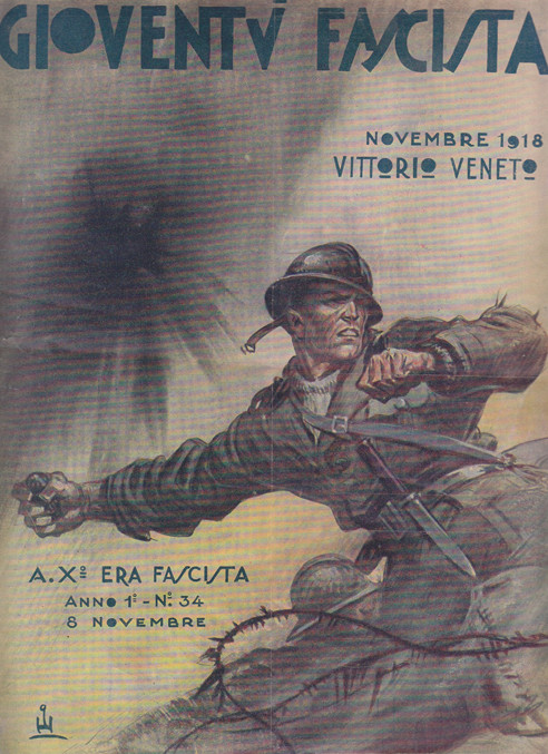 cover of Gioventu Fascista
