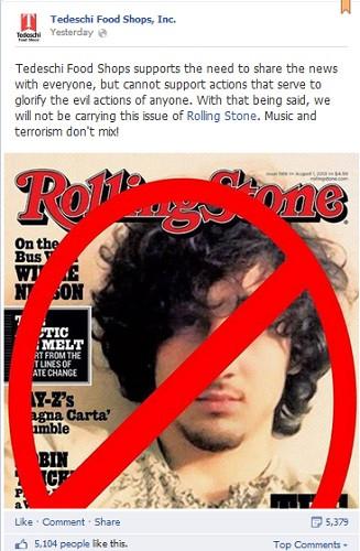 magazine cover controversies