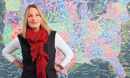 Chaotic Maps & Liquid Identity: Straight Talk from Paula Scher