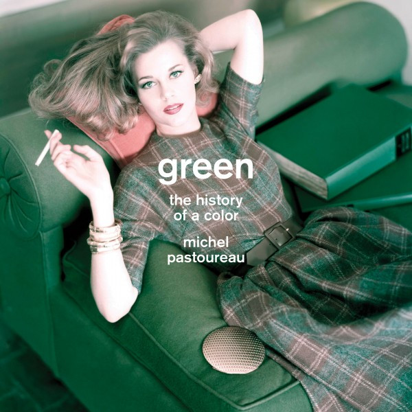 Green: The History of a Color by Michel Pastoureau: http://amzn.to/1MsPTcs