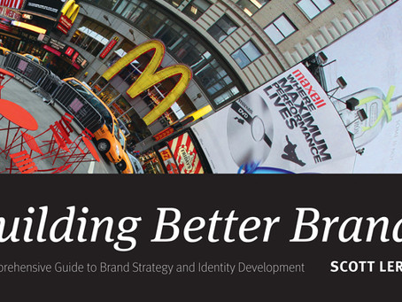 Scott Lerman on Building Better Brands