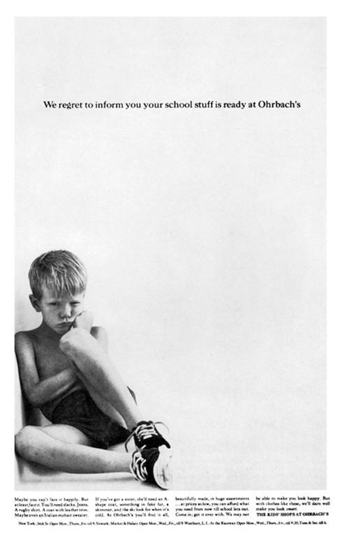 Ohrbach's - School - 8.5 X 13