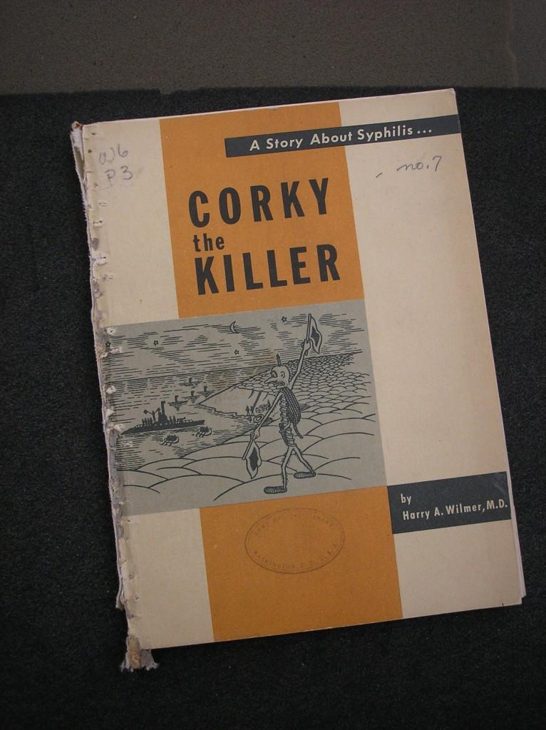 Corky the killer