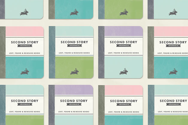 Second Story business cards