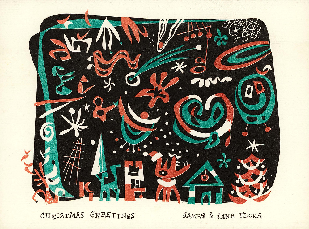 Jim Flora's cover design