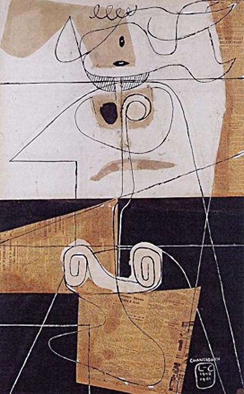 """Taureau I"" (1961)"