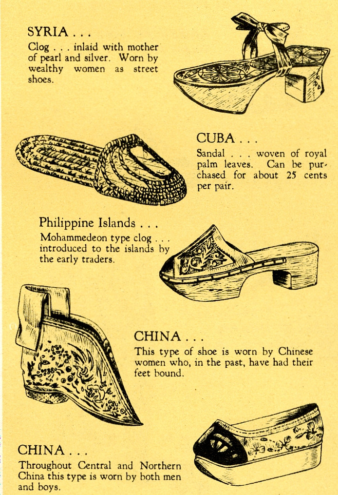 Shoes thru the ages page 6